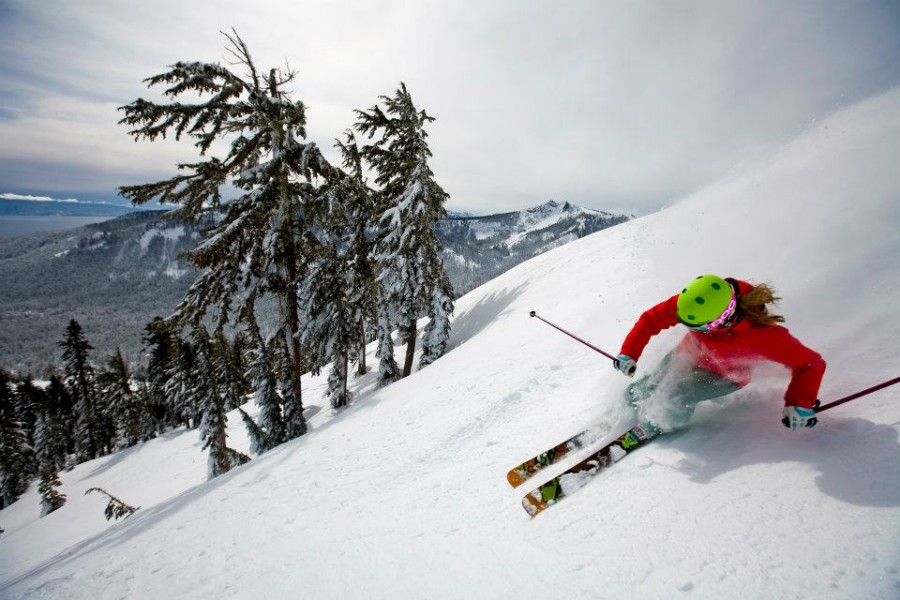 One-ski-quiver!