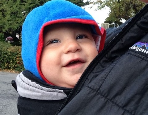 Infant Synchilla Hat