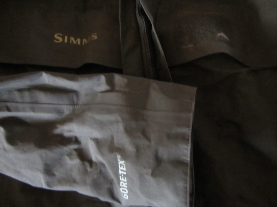 Simms Men's Guide Jacket.