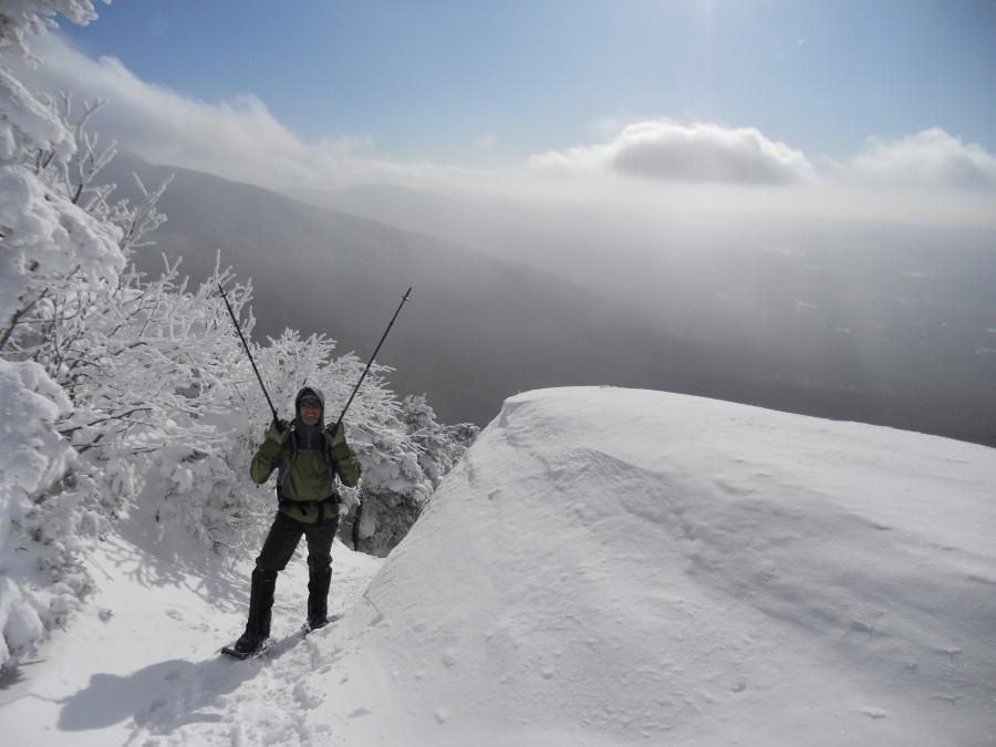 Vapor Hoody in Vermont