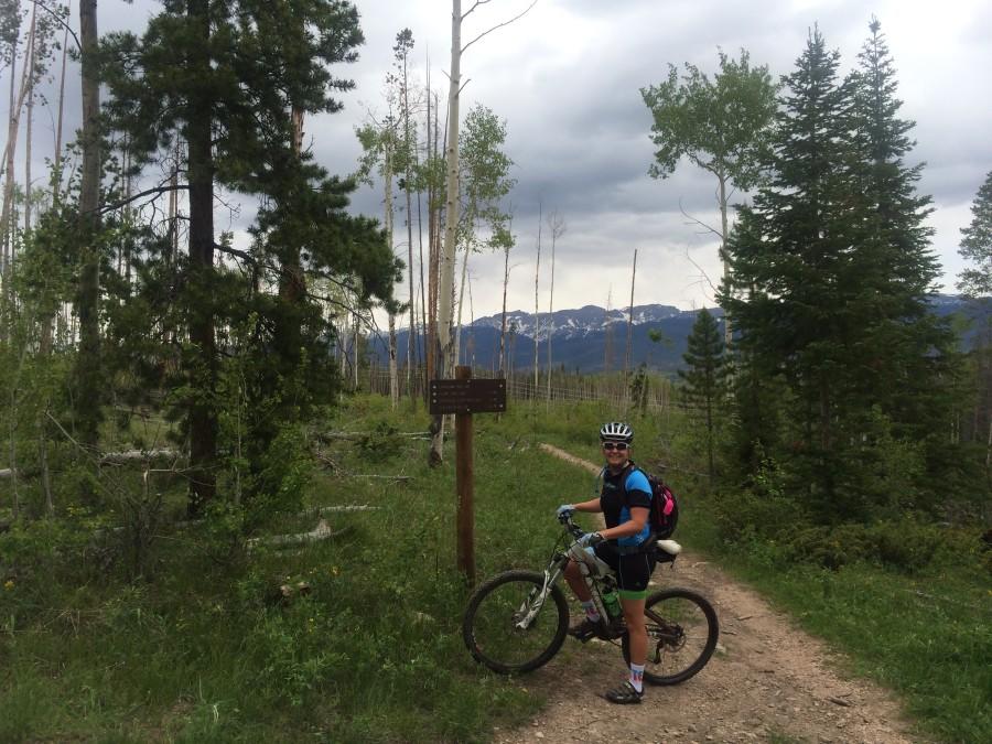 Day Hiking and Mountain Biking - Perfect