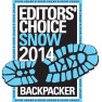 2014 Backpacker Editors' Choice Snow Award
