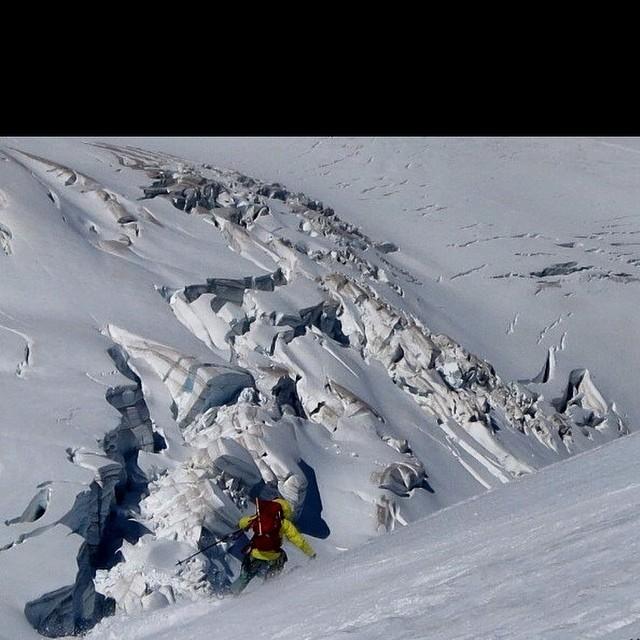 Mt Baker....