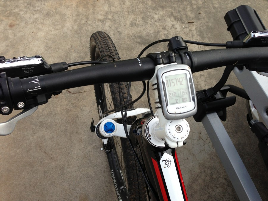 Garmin Edge 500 -- Neutral