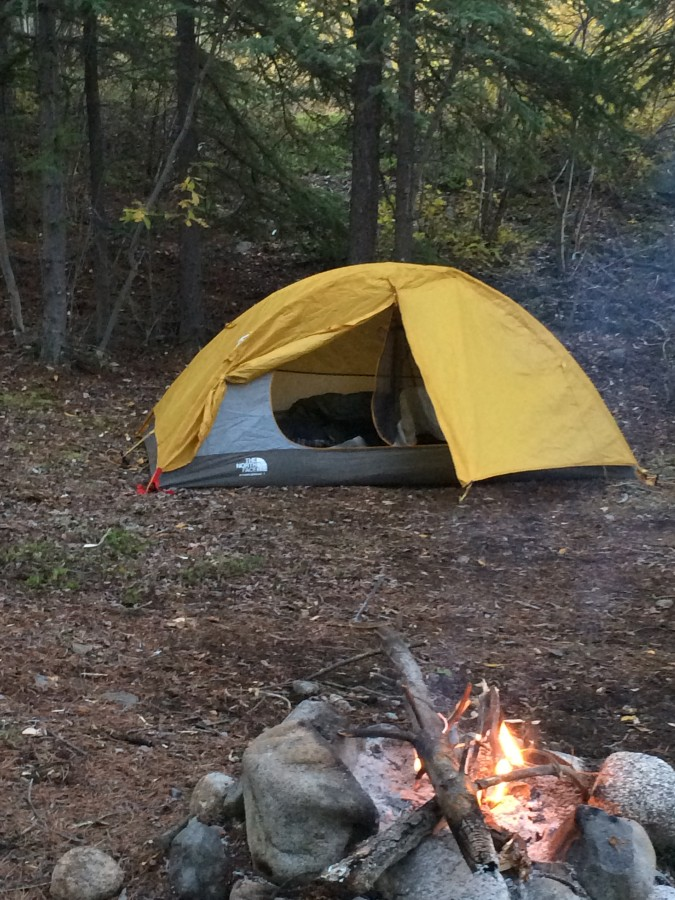 Great lightweight, 3 season solo tent
