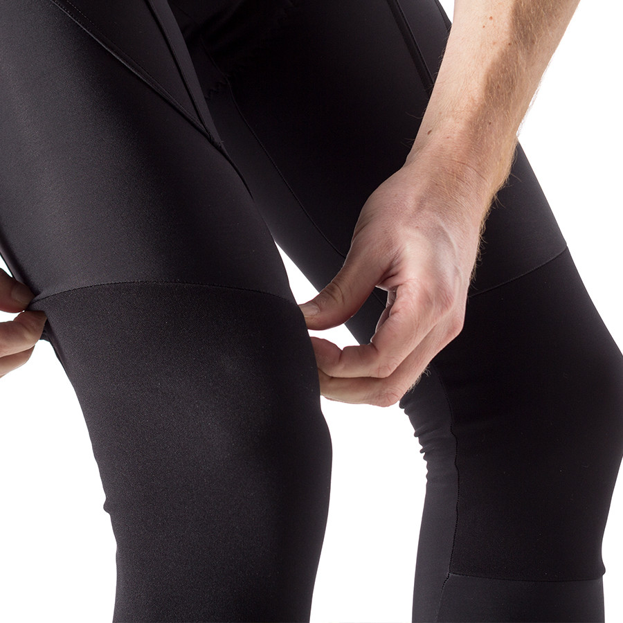 Guardsman Bib Tight - knee panel detail