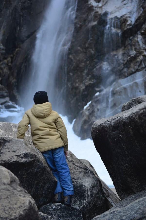 Low Yos Falls