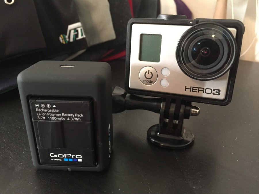GoPro and Dual Charger