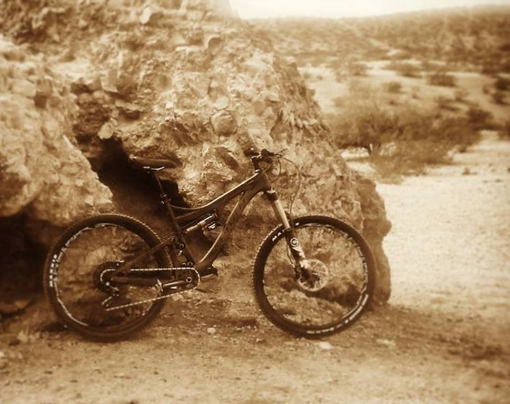GET RID OF YOUR TRAIL BIKE AND YOUR DH