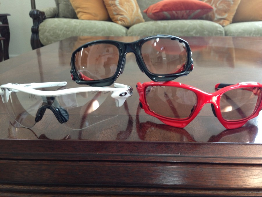 Photochromic replacement lens
