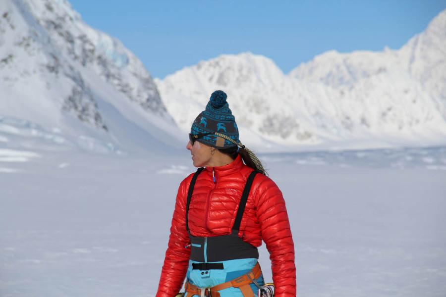 My Yukon glacier & ski harness 2015