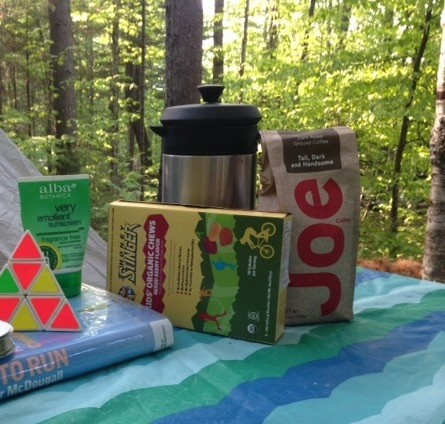 Family camping essentials, Honey Stinger