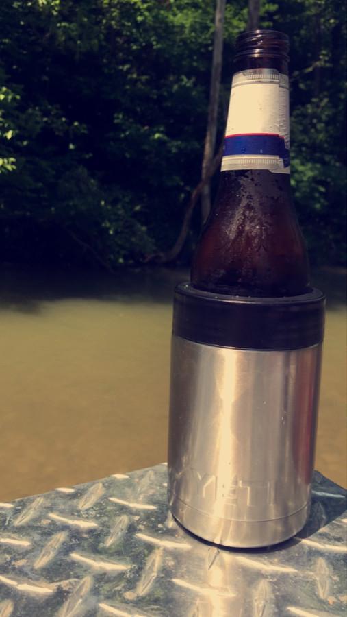 My favorite cold beverage holder