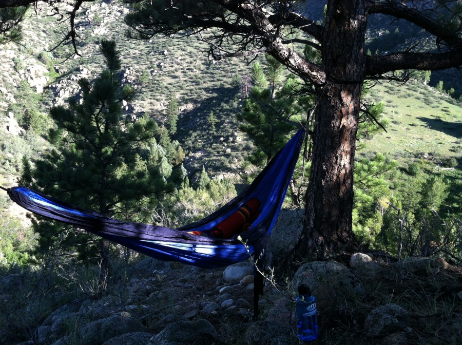 The best backpacking hammock ever