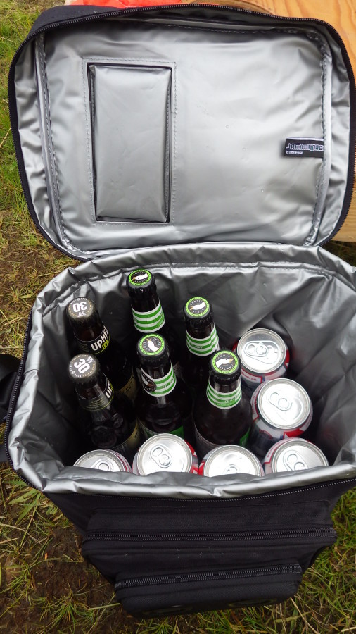 JammyPack Packin it!
