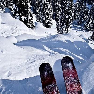 Armada Bubba Best Powder Ski