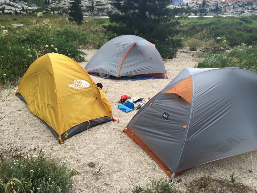 The North Face Stormbreak 1 Tent 1 Person 3 Season
