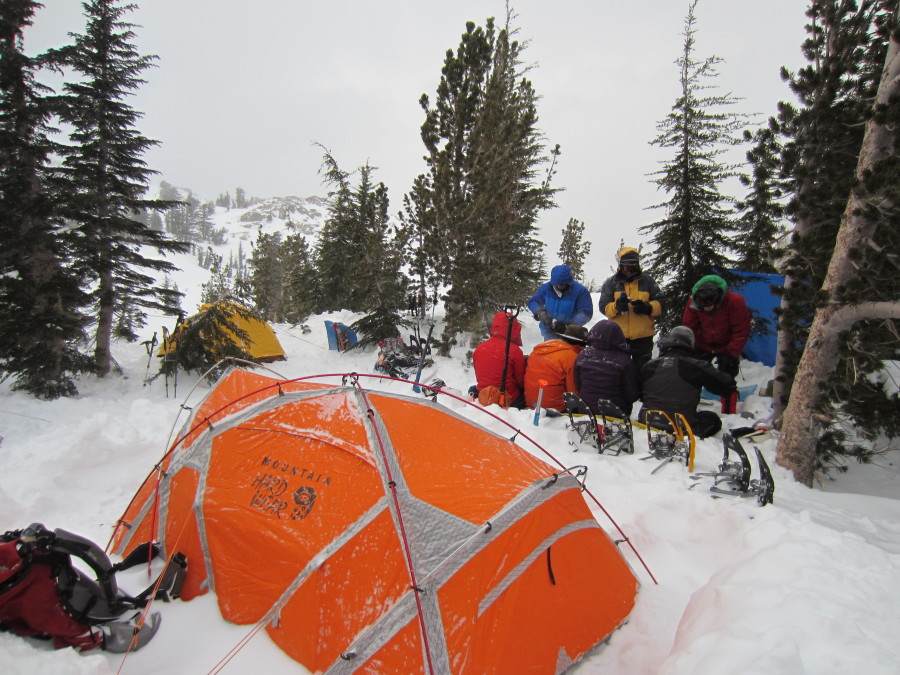 December '12 near Carson Pass