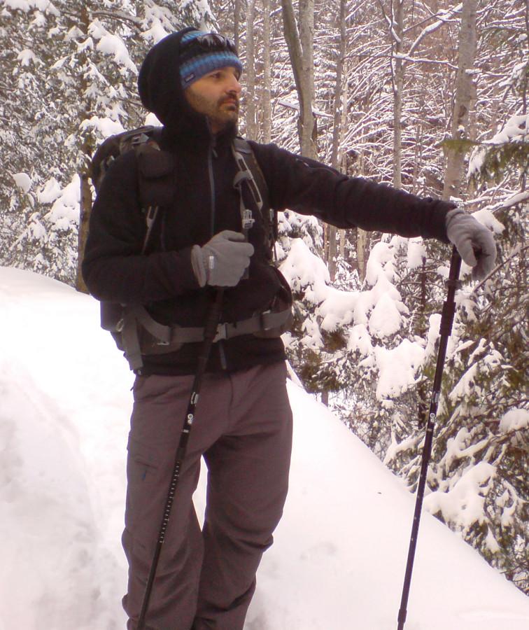 Norr?na Narvik Warm3 Hooded Fleece