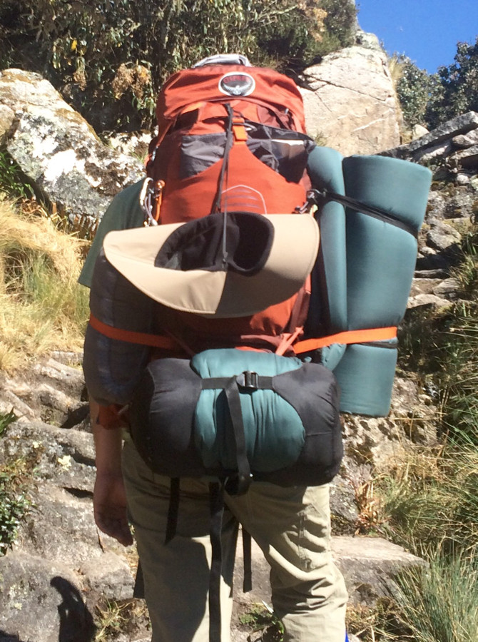 Osprey Packs Atmos Ag 50 Backpack 2868 3234cu In