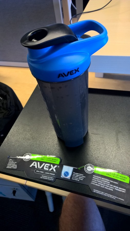 A solid protein mixer - recommended buy