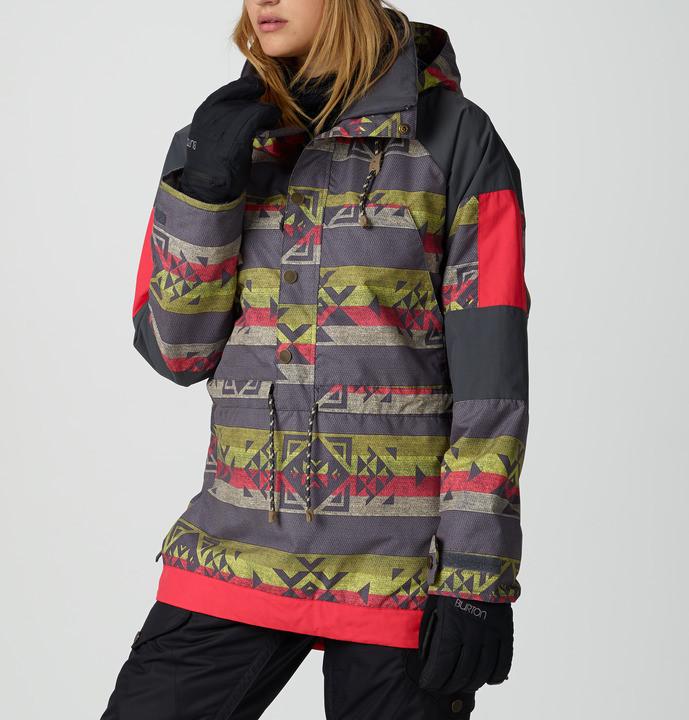 Burton Cinder Anorak Jacket - Women's
