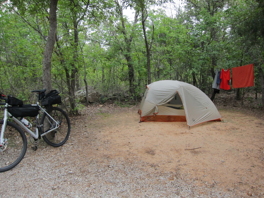 Bikepacking Shelter