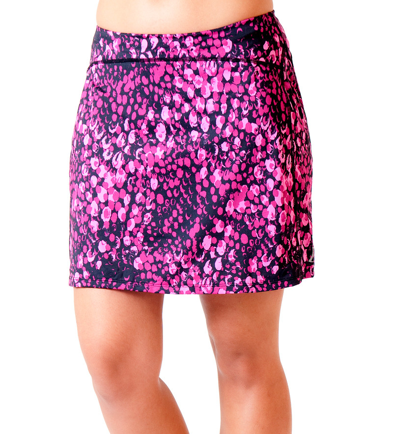 Happy Girl Skirt - Untamed Print