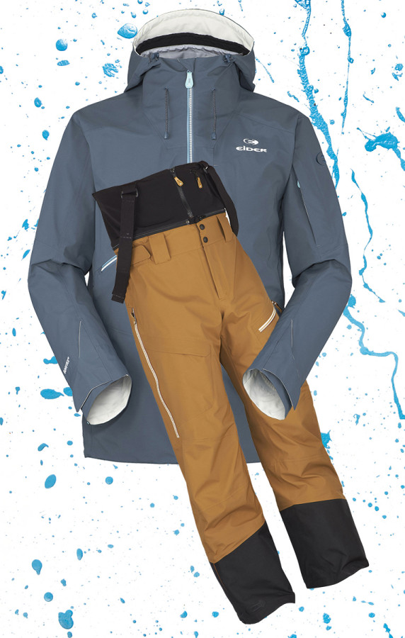 EIDER Spencer Jacket Selected by Ski Mag