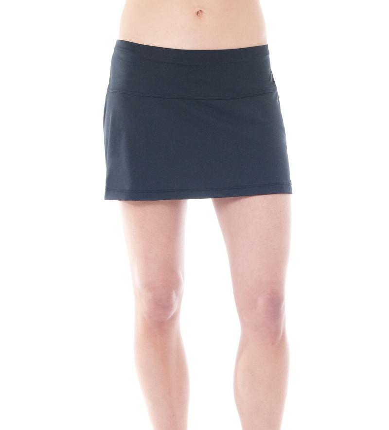 Marathon Chick Skirt - Black