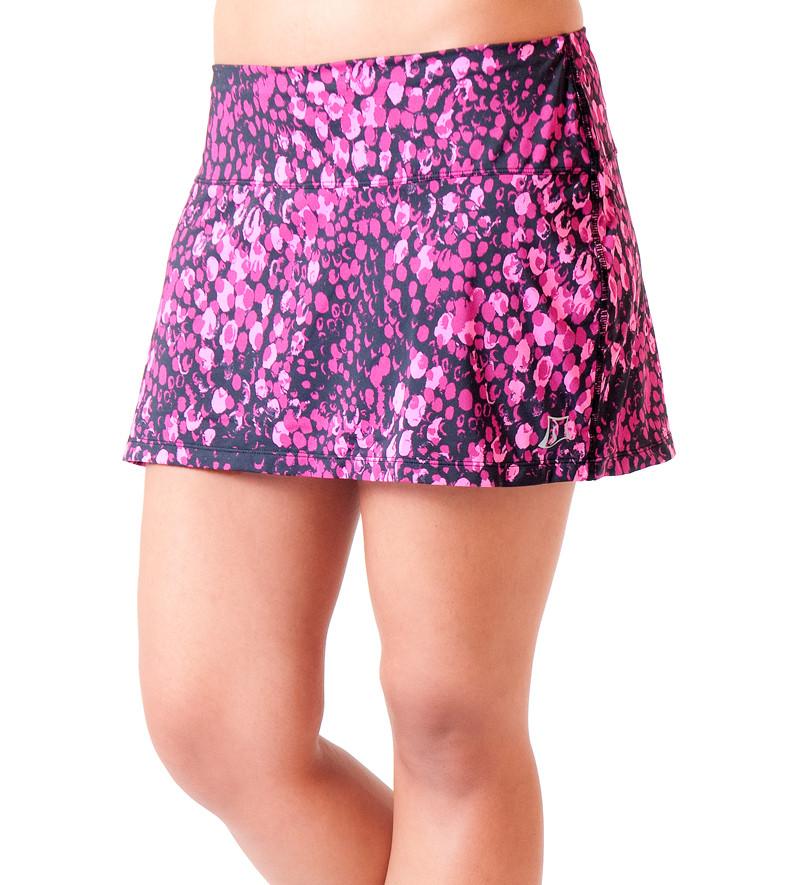 Marathon Chick Skirt - Untamed Print