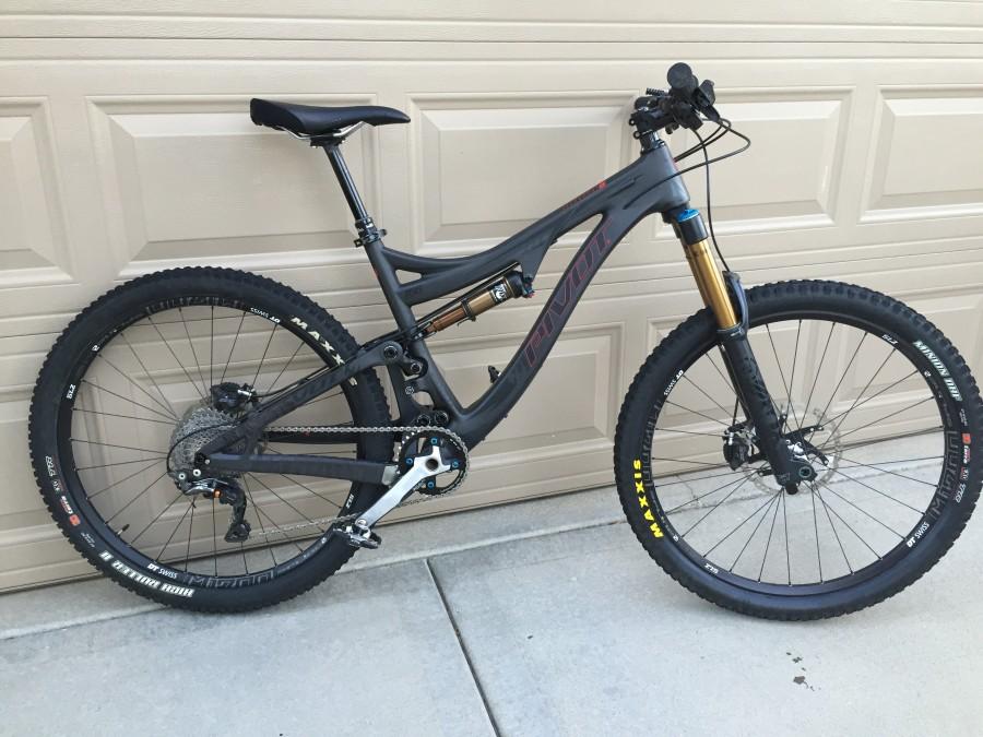 Very good bike but not my favorite