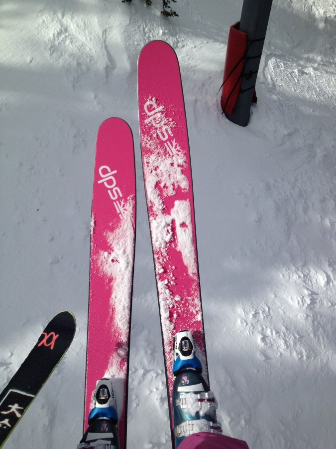 Best Ski I have ever had.