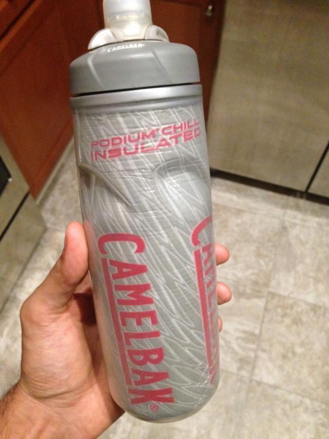 """Slate"" bottle isn't as pictured"