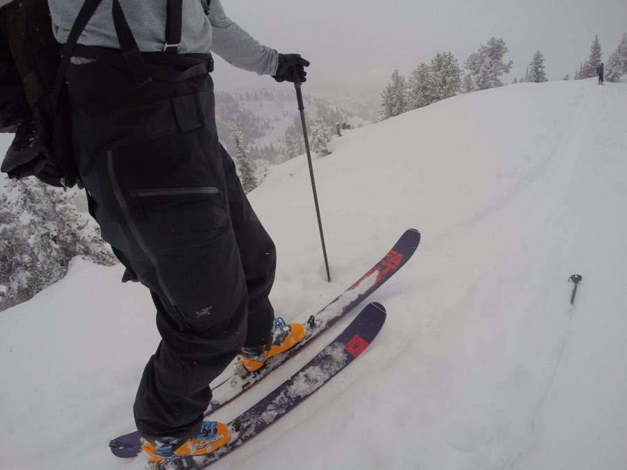 Comfortable... for a ski boot