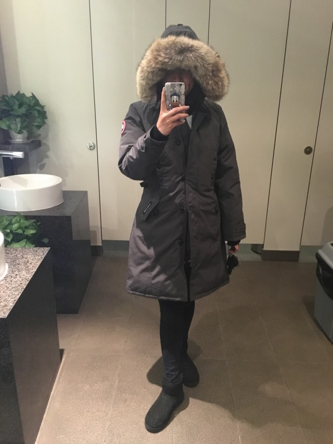 canada goose kensington review