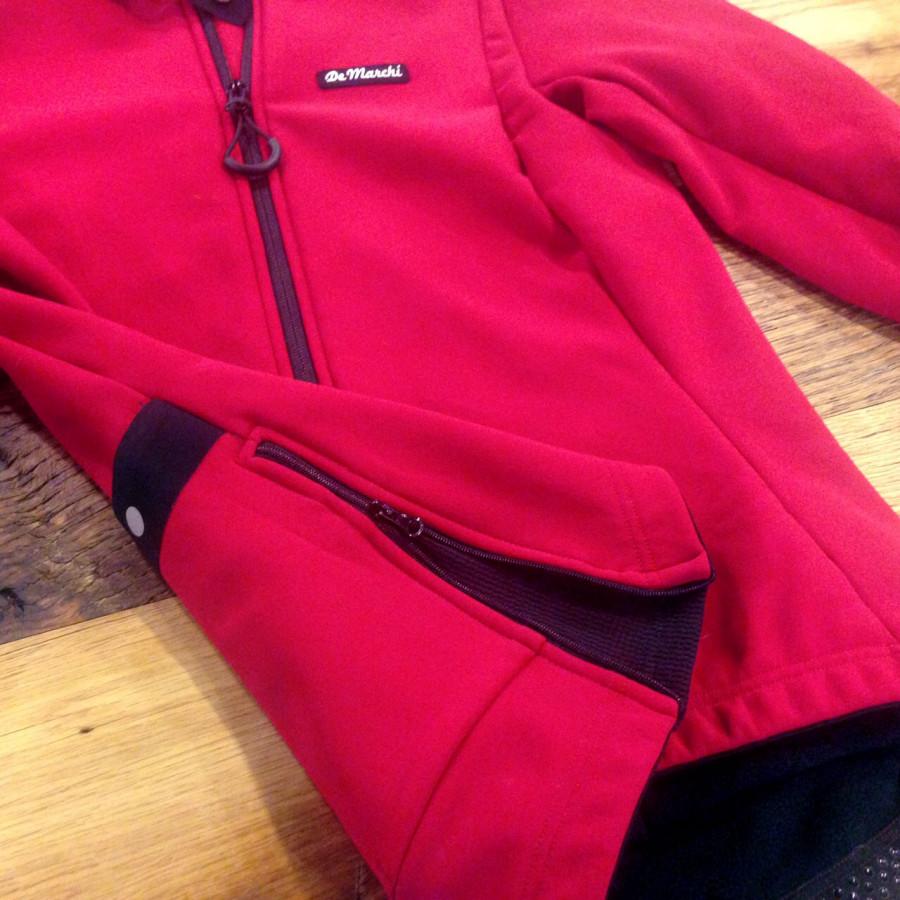De Marchi Milano Jacket - back vent