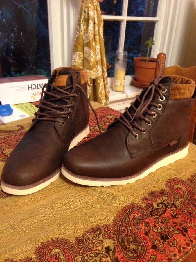 Vans Breton Boot