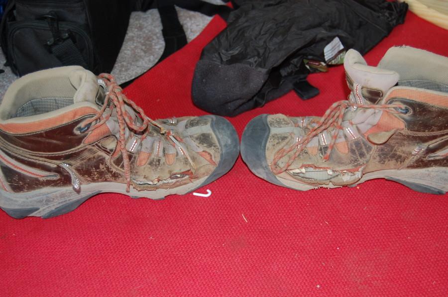 Worst shoe ever?