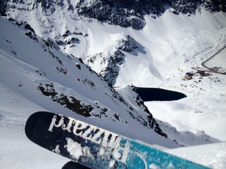 Finally, a true women's ski