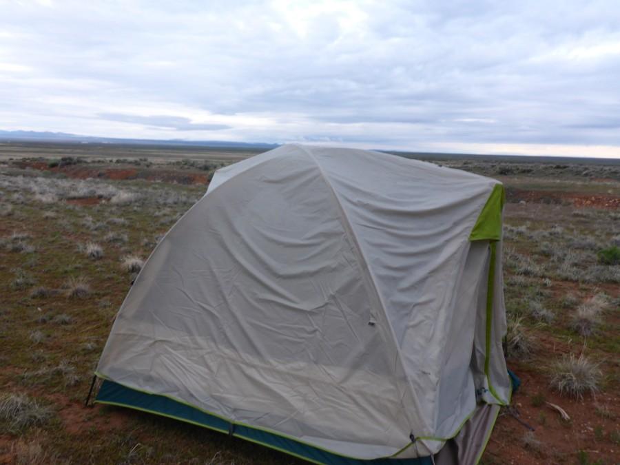 No More Claustrophobic Car Camping