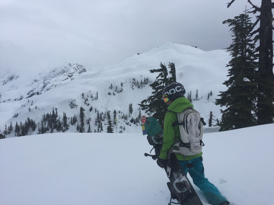 Go to shell for deep days/backcountry