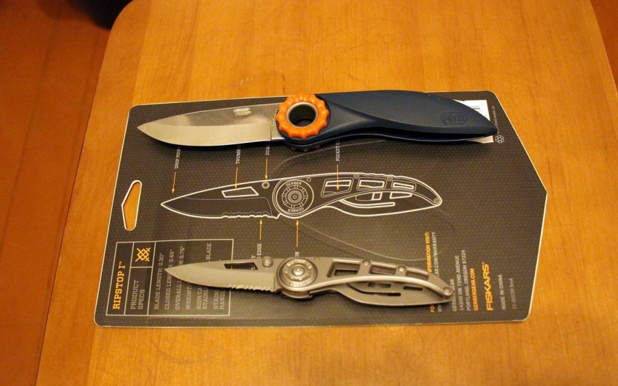 in comparison with Petzl Spatha Knife