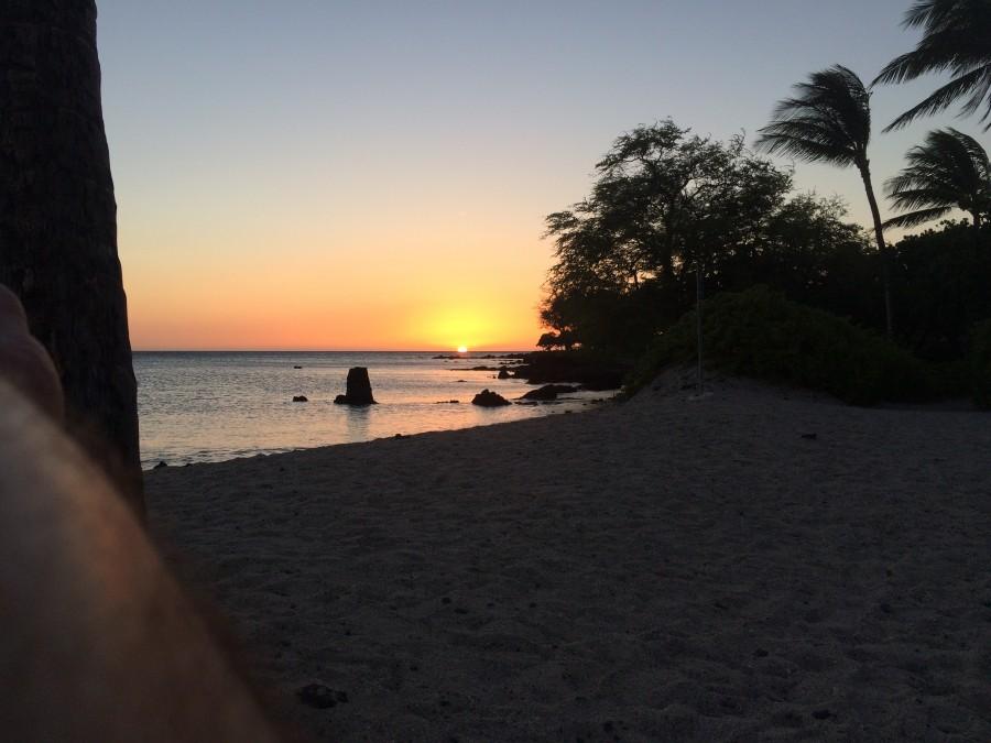 Hawaii, Drinks, Sunsets...