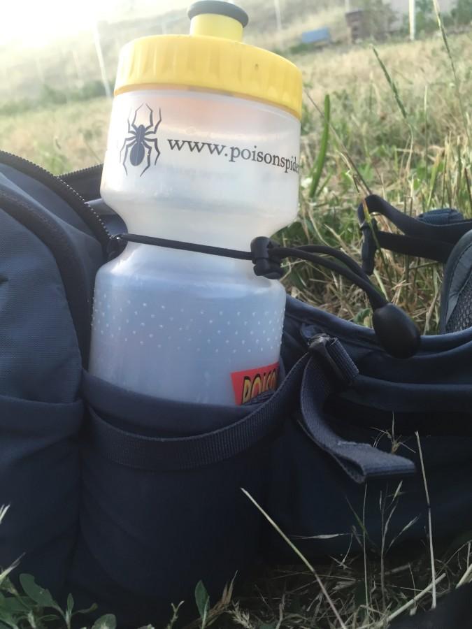 Water Bottle Pocket