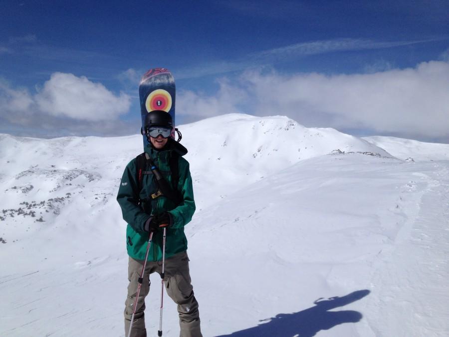 Loveland Pass, CO (top of the world)