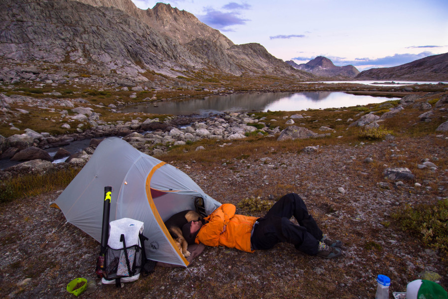 Savvy Campers - This is Your Tent