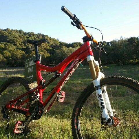 Santa Cruz Bicycles Blur LT Carbon w CTD