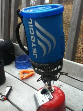 Works well with non-jetboil stoves too.