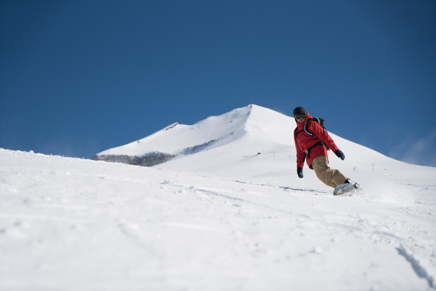 Great Snowboarding Shell